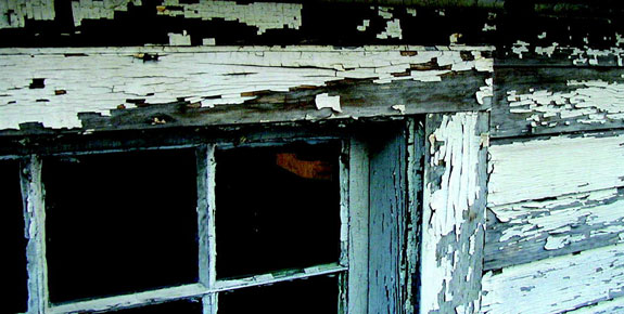 Visiting A Home With Lead Paint